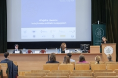 Inauguracja I edycji kursu Akademii Kadr Europejskich